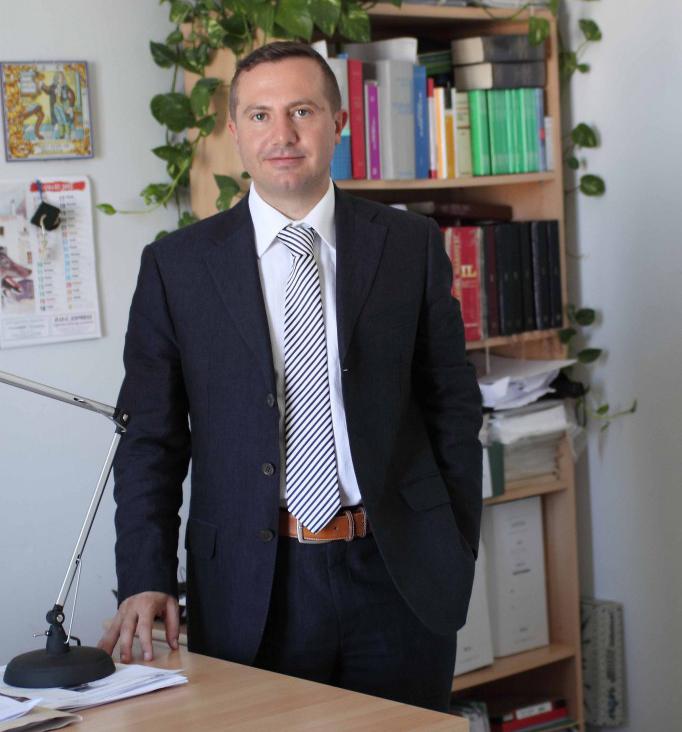 avvocato Giuseppe Angiuli